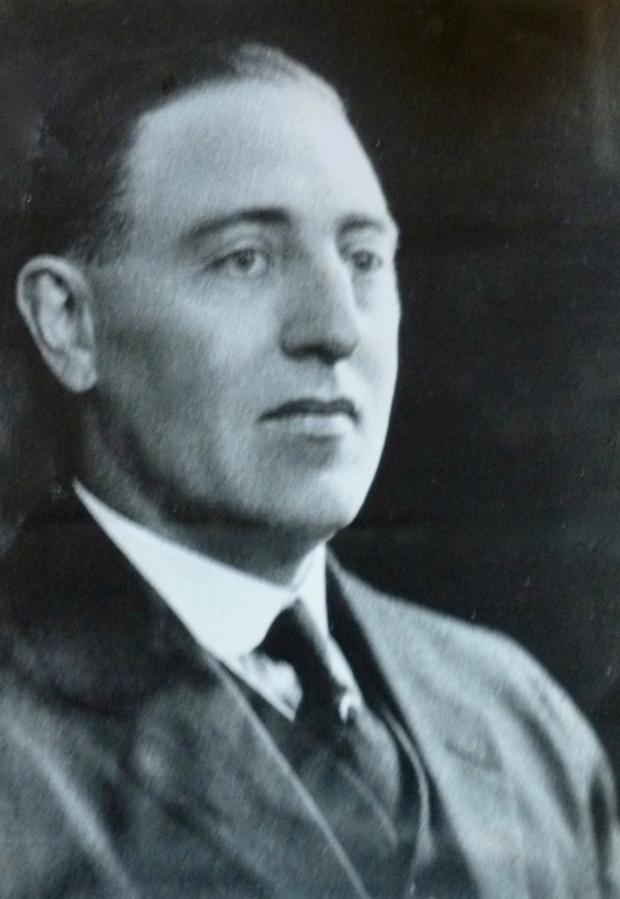 Senator 1922-1930