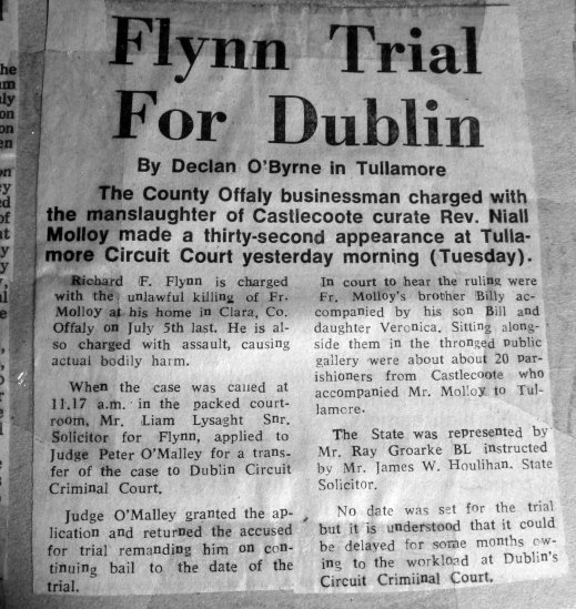 Flynn trial
