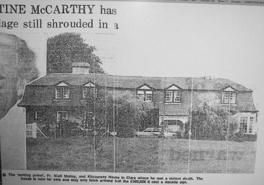 Kilcoursey House,Clara, Co. Offaly
