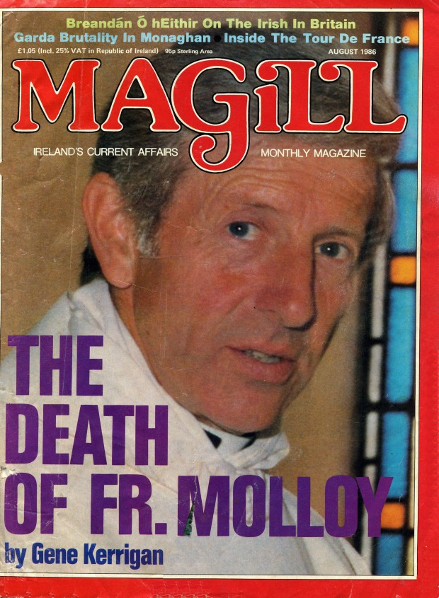 Magill Cover