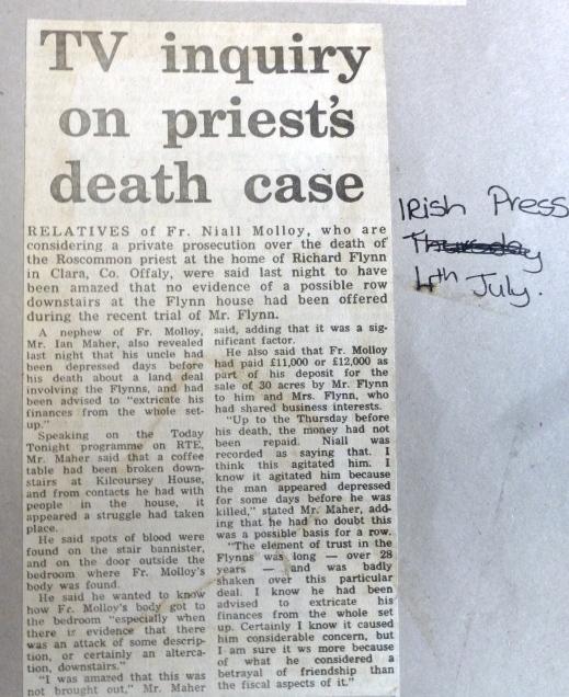 Irish Press 4th July 1986