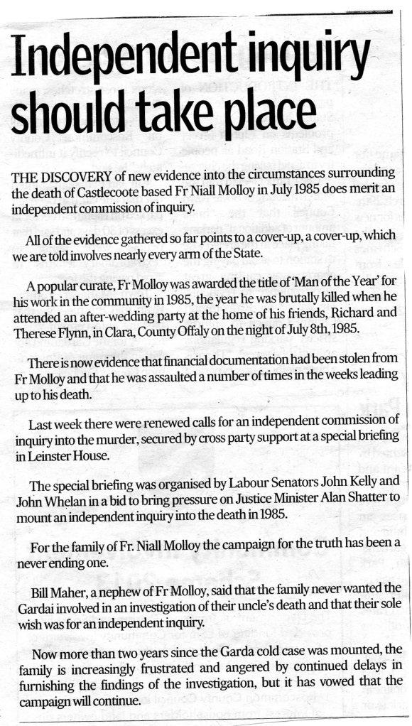 Editorial Ros Herald 12-03-13