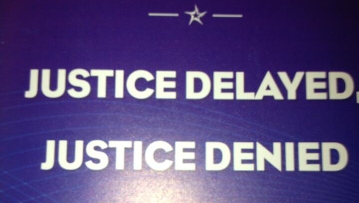 justice delayed is justice denied fr niall molloy unsolved  justice delayed is justice denied