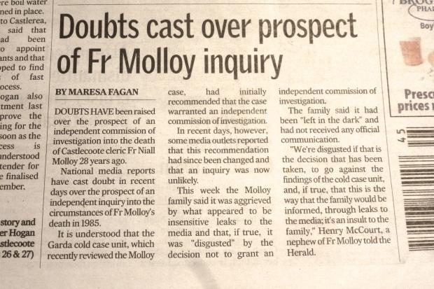 Roscommon Herald 5/Nov/2013