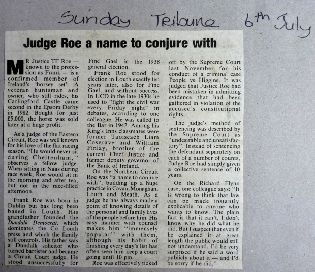 Sunday Tribune 1986