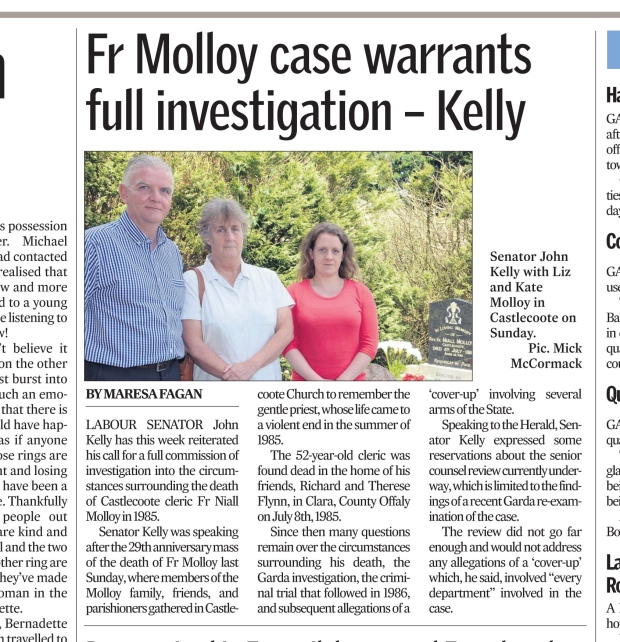 Roscommon Herald 8th July 2014
