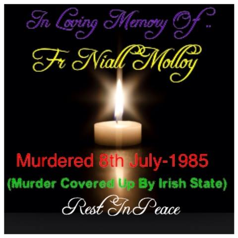 Fr Niall molloy