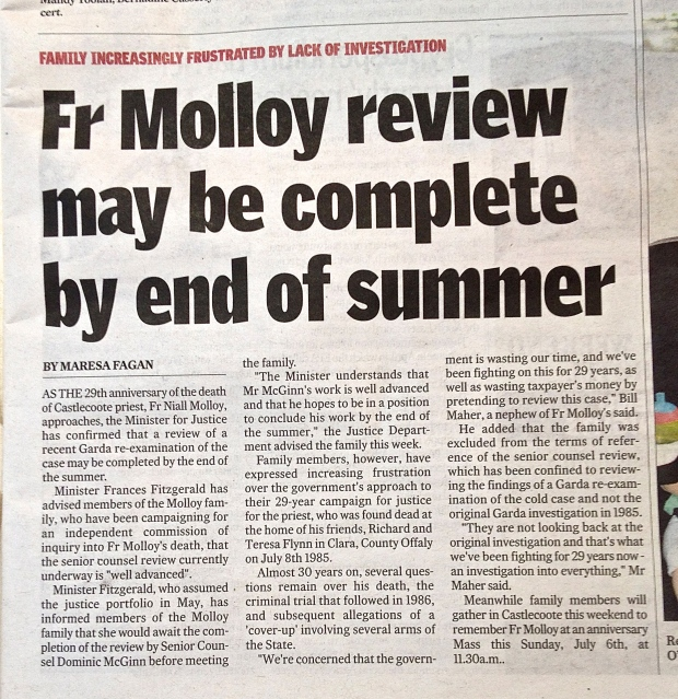 Roscommon Herald  1st July 2014