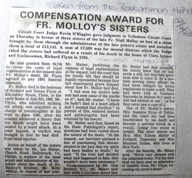 Roscommon Herald 22 /4/ 1988