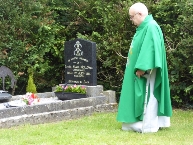 Fr Billy Molloy